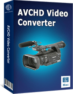 Adoreshare AVCHD Video Converter for Mac