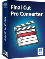 Adoreshare Fibal Cut Pro Converter for Mac