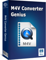 Adoreshare M4V Converter Genius for Mac