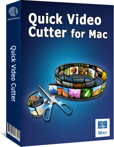 Adoreshare Quick Video Cutter for Mac