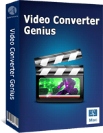 Adoreshare Video Converter Genius for Mac
