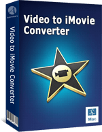 Adoreshare Video to iMovie Converter for Mac