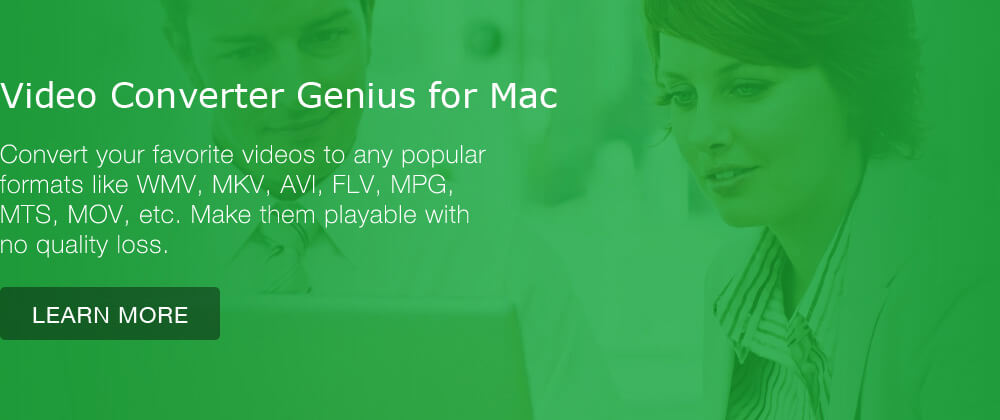 Video Converter Genius for Mac