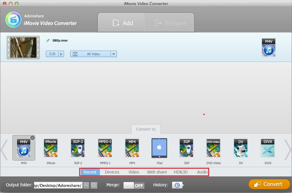 How to Convert iMovie Project to Windows Media Player