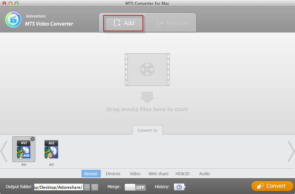 mts video converter for mac guide