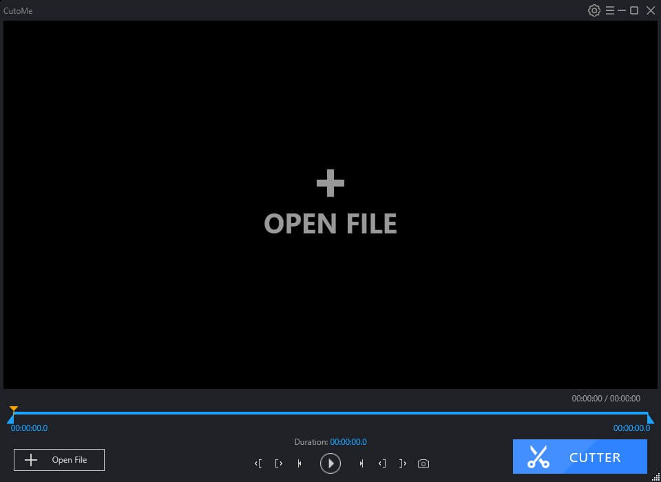 الفيديو Adoreshare Quick Video Cutter v1.0.0.0 Build 1887 Serial 2016 home-screen.jpg