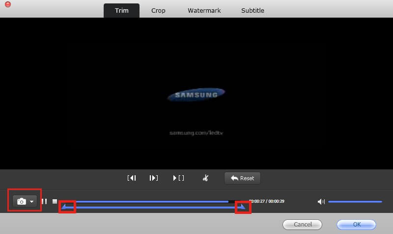 how to use video converter genius for mac