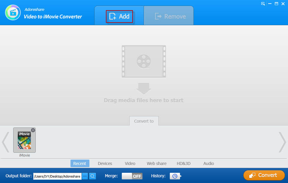 video to imovie converter guide