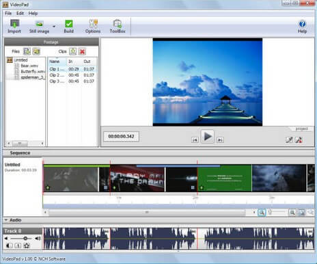 Top 5 Alternatives (Free Included) to iMovie for Mac