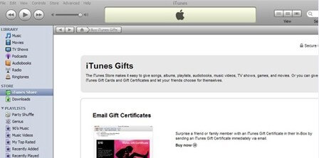 How to Get and Redeem iTunes Gift Cards