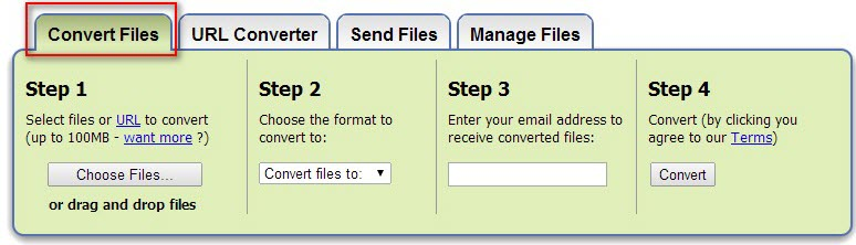 free online video converter mov to mp4