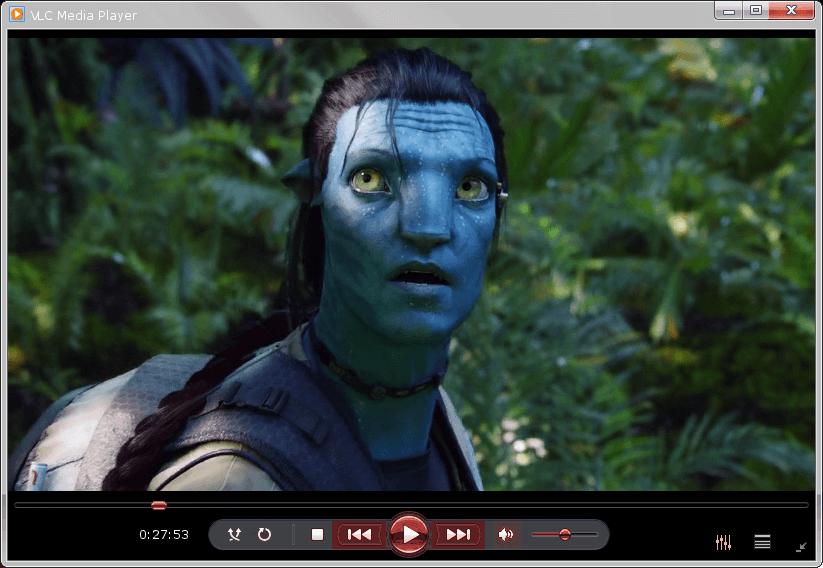 Vlc Green Screen Windows 7