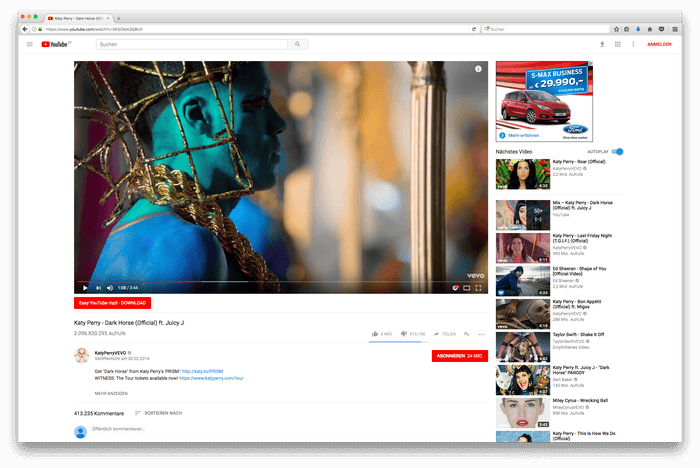 Top 5 YouTube Downloaders for Firefox 2018