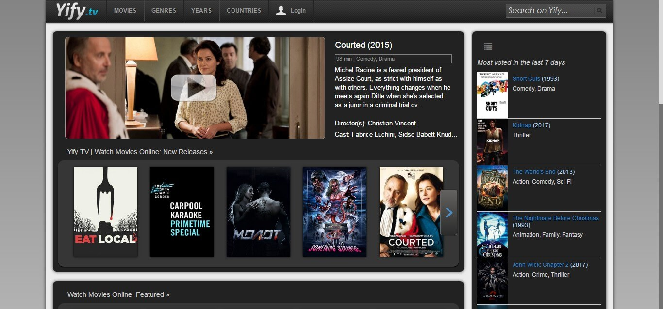 popular movie sites like movie4k