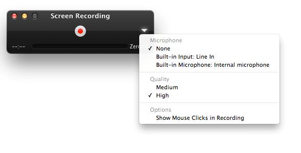 Top 2 Ways to Record Screen Video on Mac 2017 (QuickTime \u0026 iMovie)