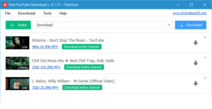 2018 Top 3 Free YouTube Video Downloaders for Windows 7