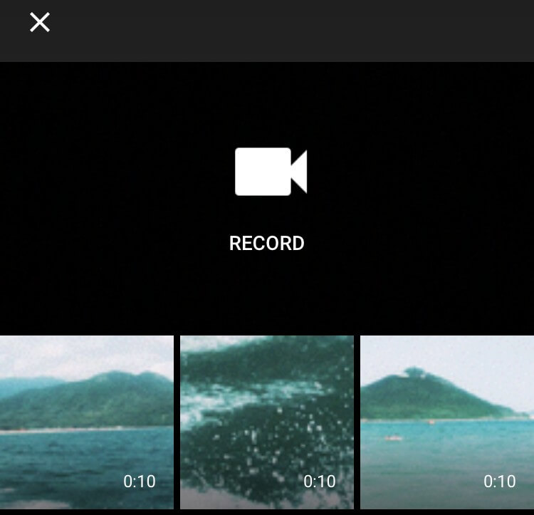 share whatsapp video to youtube channel
