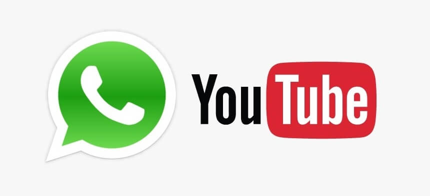 post whatsapp videos to youtube