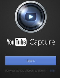 upload video to youtube